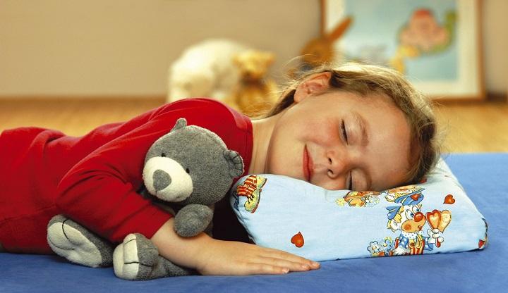 как выбрать ребенку подушку