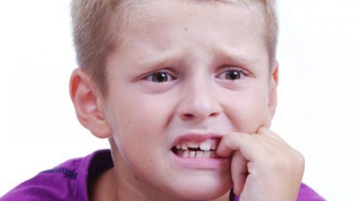 Ногти в носу у детей